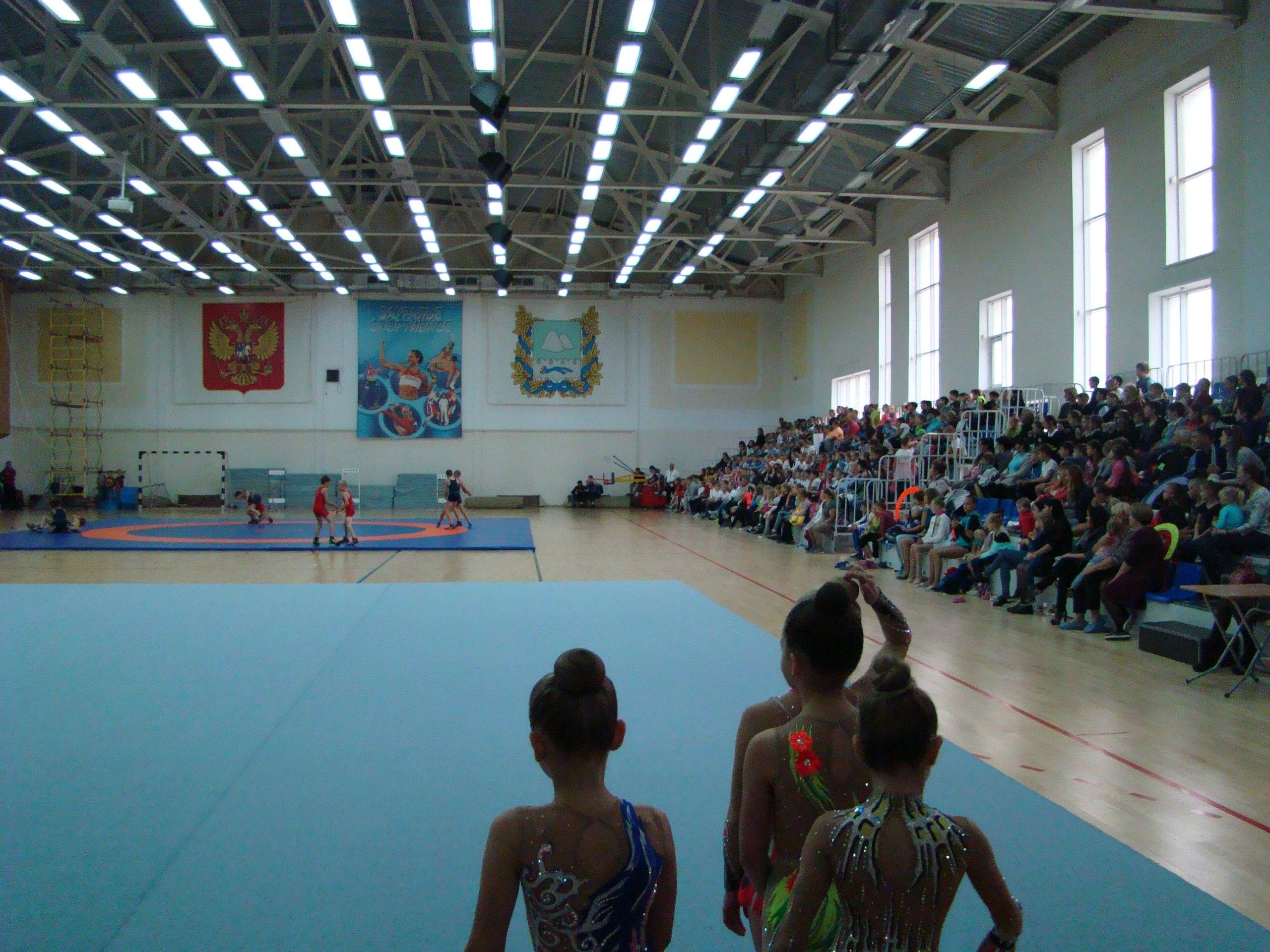 Ярким спортивным праздником в кургане отметили день россии.